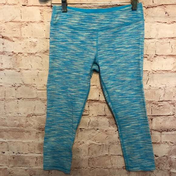 4009656af54513 Ivivva Bottoms | Blue Capri Leggings | Poshmark